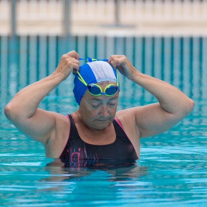 Kroniske smertepatienter har ikke altid et alternativ til svømmebadet
