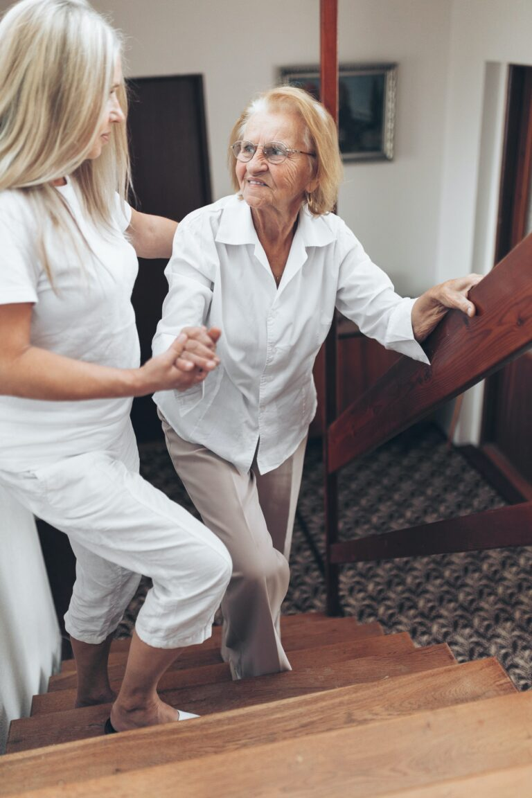 Providing help and support for elderly