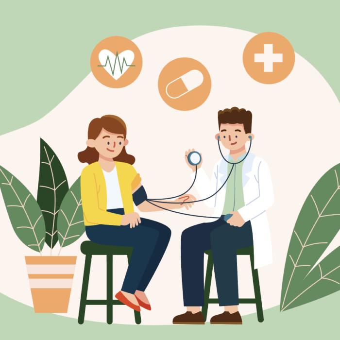 """Deltag i undersøgelsen """"Det nære sundhedsvæsen – Sundhedscentrene i Danmark"""""""