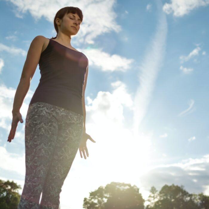 Yoga og Smerte – om at lære at leve med det